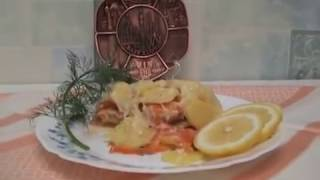 Мусака рыбная. Оригинальный рецепт