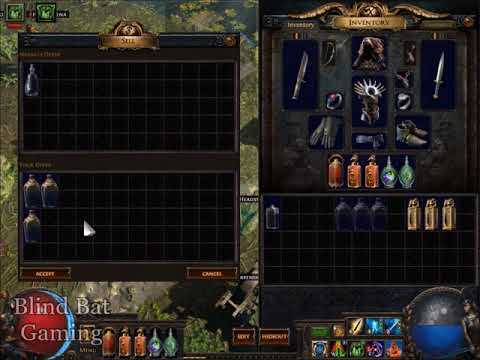 Flask Upgrade Vendor Recipe Poe Path Of Exile Blind Bat Gaming Let S Play Index