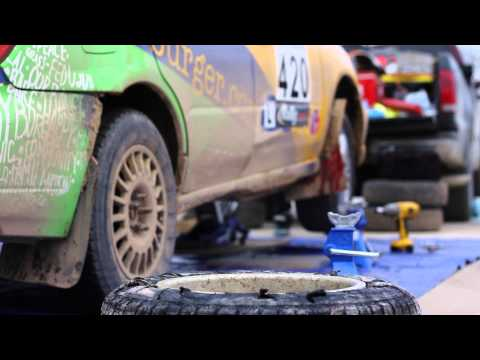 Speed Authority at 100 Acre Wood Rally