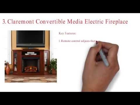 Top 3 Corner Fireplace TV Stand