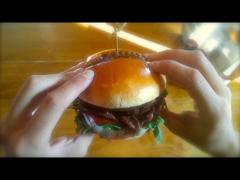 We are the Champignons - Grill Marks James Beard Foundation Blended Burger Project Entry