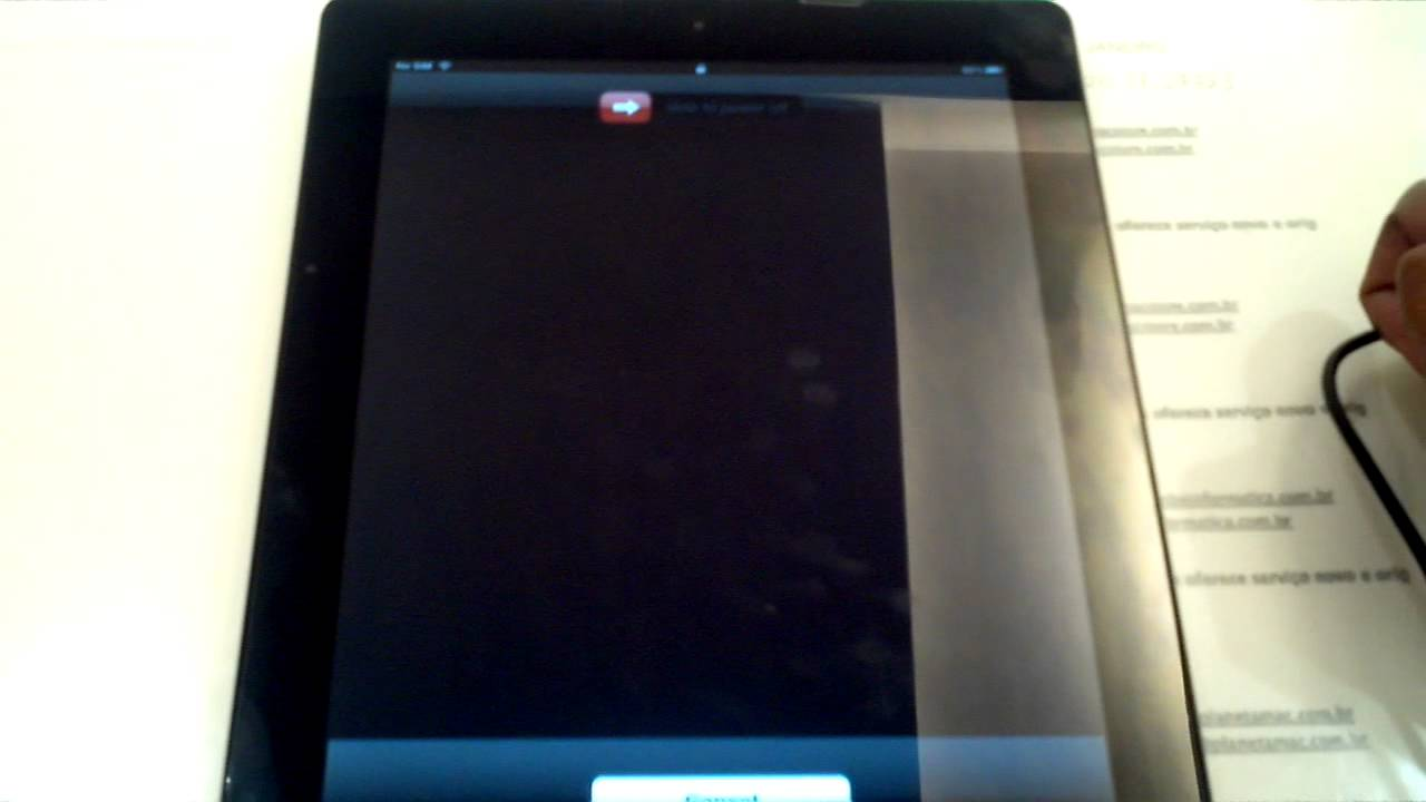 how to put a password on a ipad