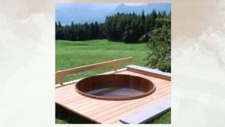 Купель для бани. Какие лучше(Купели для бань. В давние времена бани, обычно располагали около водоемов: на берегу реки, пруда, озера или..., 2014-07-10T06:29:10.000Z)