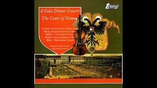 Monn: Harpsichord Concerto in D major (III. Tempo di Menuetto) - Janos Sebestyen