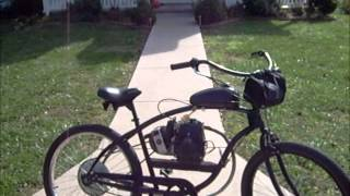 Gas Powered Bicycles