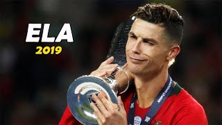 Cristiano Ronaldo•ela•2019skılls
