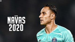 Keylor Navas 2020 - Best Saves Show  HD