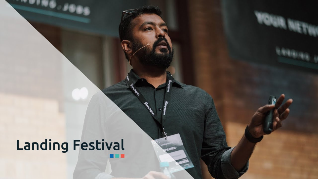 Anand shares the History and Future of Data Science @ Reddit | Landing  Festival Berlin 2019