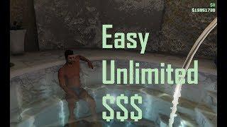 GTA Online Unlimited Free Money Cheat - Casino Update!