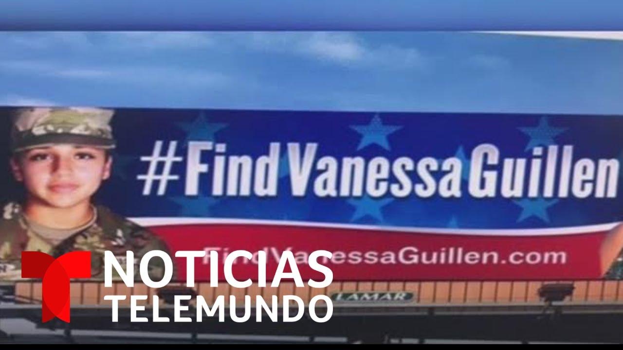 Se ofrece una nueva recompensa por información sobre la soldado Vanessa Guillén | Noticias Telemundo