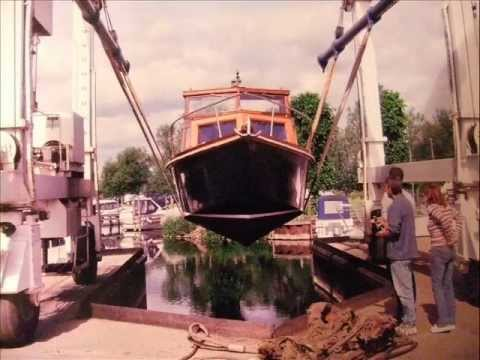 How to build a motor boat in your back garden
