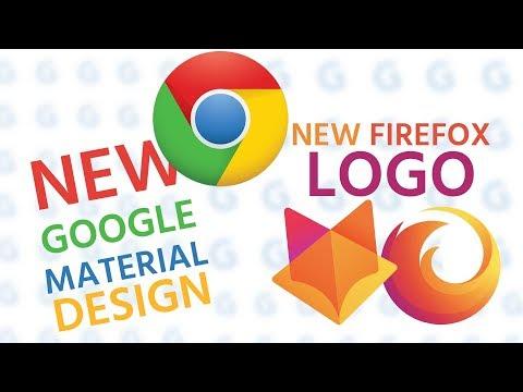 Google Material Redesign