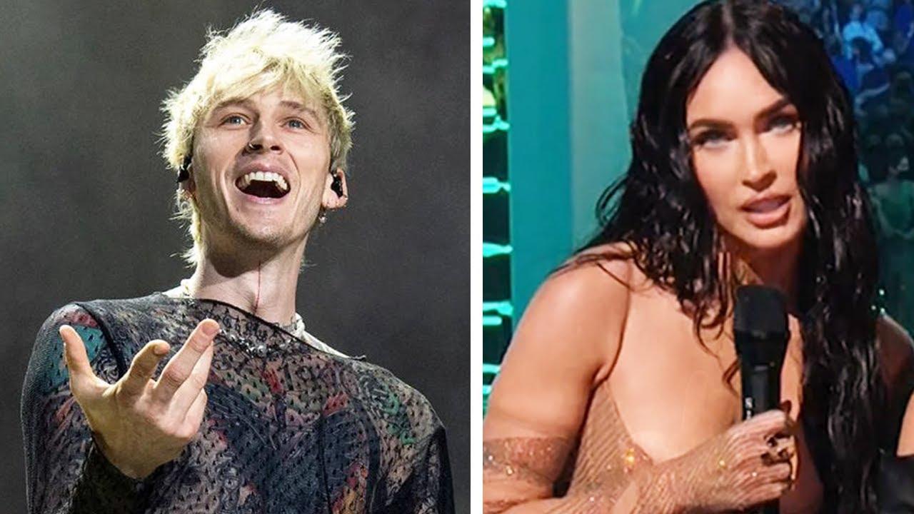 Megan Fox Causes Machine Gun Kelly To Stop Performing Mid Show
