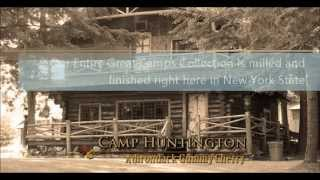 Camp Huntington - Adirondack Gummy Cherry Engineered Wide Plank Hardwood Floors