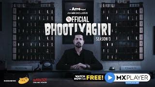 Official Bhootiyagiri Trailer   An Arré Web Series   Watch Now For Free On MX Player