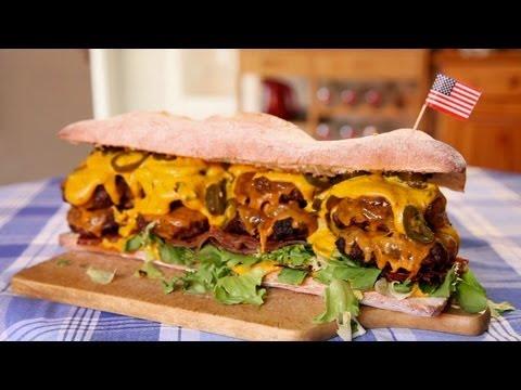 Die Grillshow 41: Chili Cheese Burger