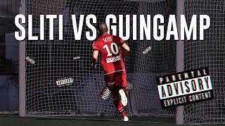 NAÏM SLITI VS GUINGAMP I DIJON FCO/TUNISIA I HD
