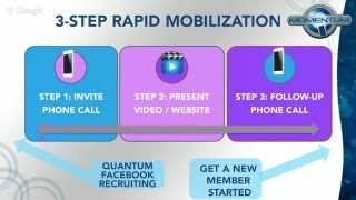 Gambar cover 3 STEPS TO CREATING MOMENTUM IN NETWORK MARKETING