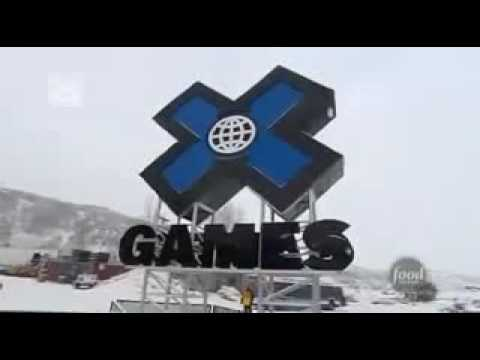 Dinner Impossible Season 6 Episode 2 Food At The X Games