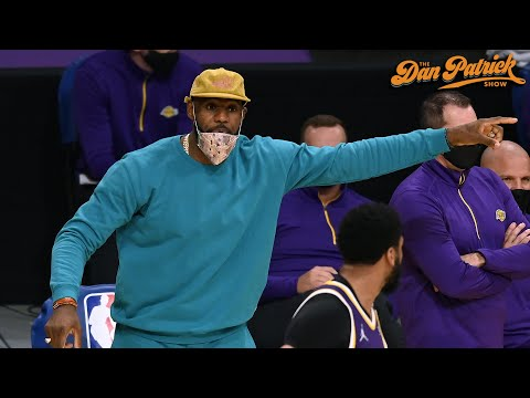 Is Bill Plaschke Worried About The Lakers Heading Into The Play-In Tournament? | 05/17/21