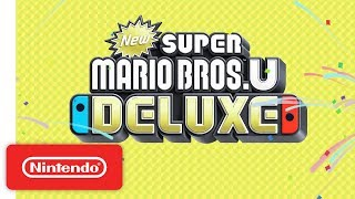 New Super Mario Bros. U Deluxe - Pt. 1: 2-Games-in-1 - Nintendo Switch