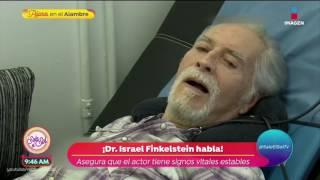 ¡Doctor de Rogelio Guerra se defiende!   Sale el Sol