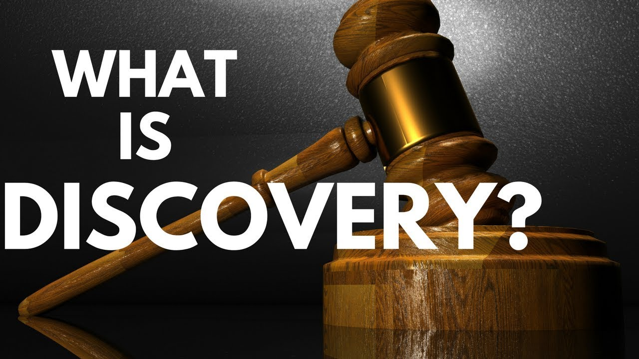 What is Discovery? Personal Injury Attorney Defines Legal