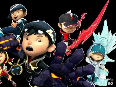 Lyrics-D'Masiv Dibawah Langit yang Sama Boboiboy The Movie OST