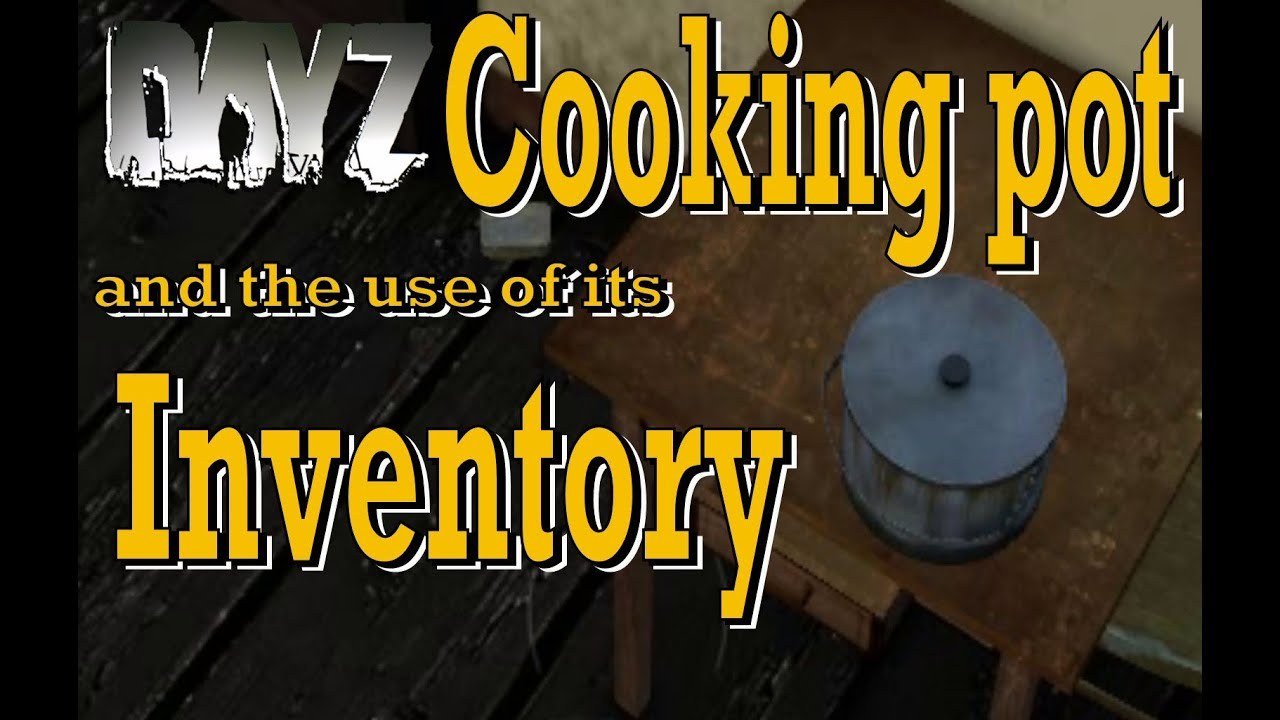 How To Cook Food Dayz Standalone