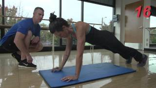 9 Minute Workout #1