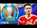 EURO 2020 | EURO 2021 ЗА СБОРНУЮ РОССИИ В PES 2021 #2