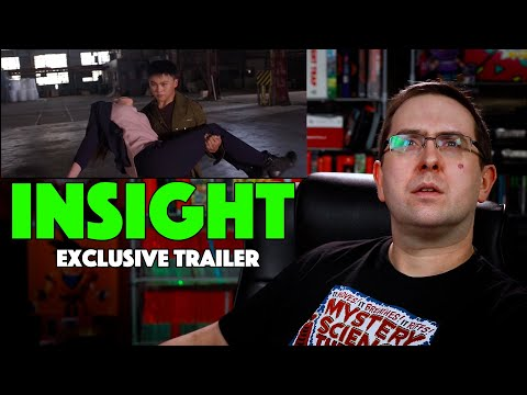 REACTION! Insight Exclusive Trailer #1 – Tony Todd Movie 2021