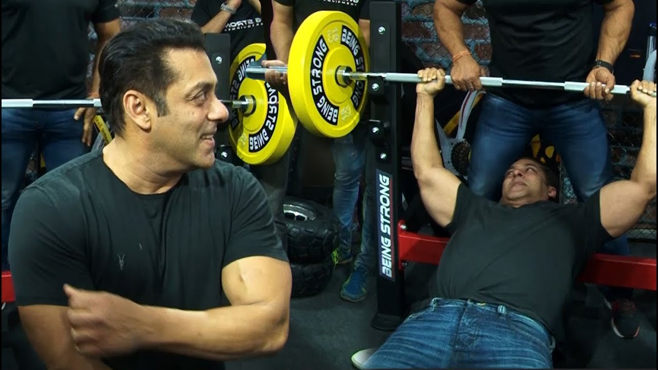 Salman Khan's Brother's Gym Bodybuilding Workout Tips ... |Salman Khan Workout In Gym