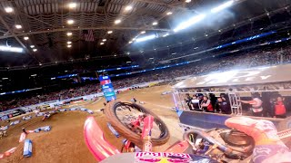 GoPro: Ken Roczen - 2020 Monster Energy Supercross - 450 Main Event Win Highlights - St. Louis
