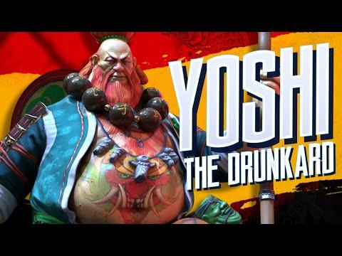 Yoshi the Drunkard Amazing Fragment Fusion I Raid Shadow Legends