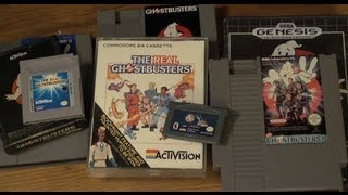 Ghostbusters Leftovers with Mike Matei #Retro #MikeMatei