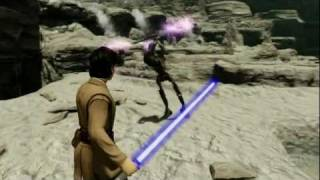 Star Wars Kinect: Trailer (E3 2011)