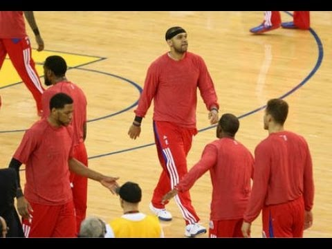 NBA Players Protest Owner Donald Sterling Racist Comment (2014)