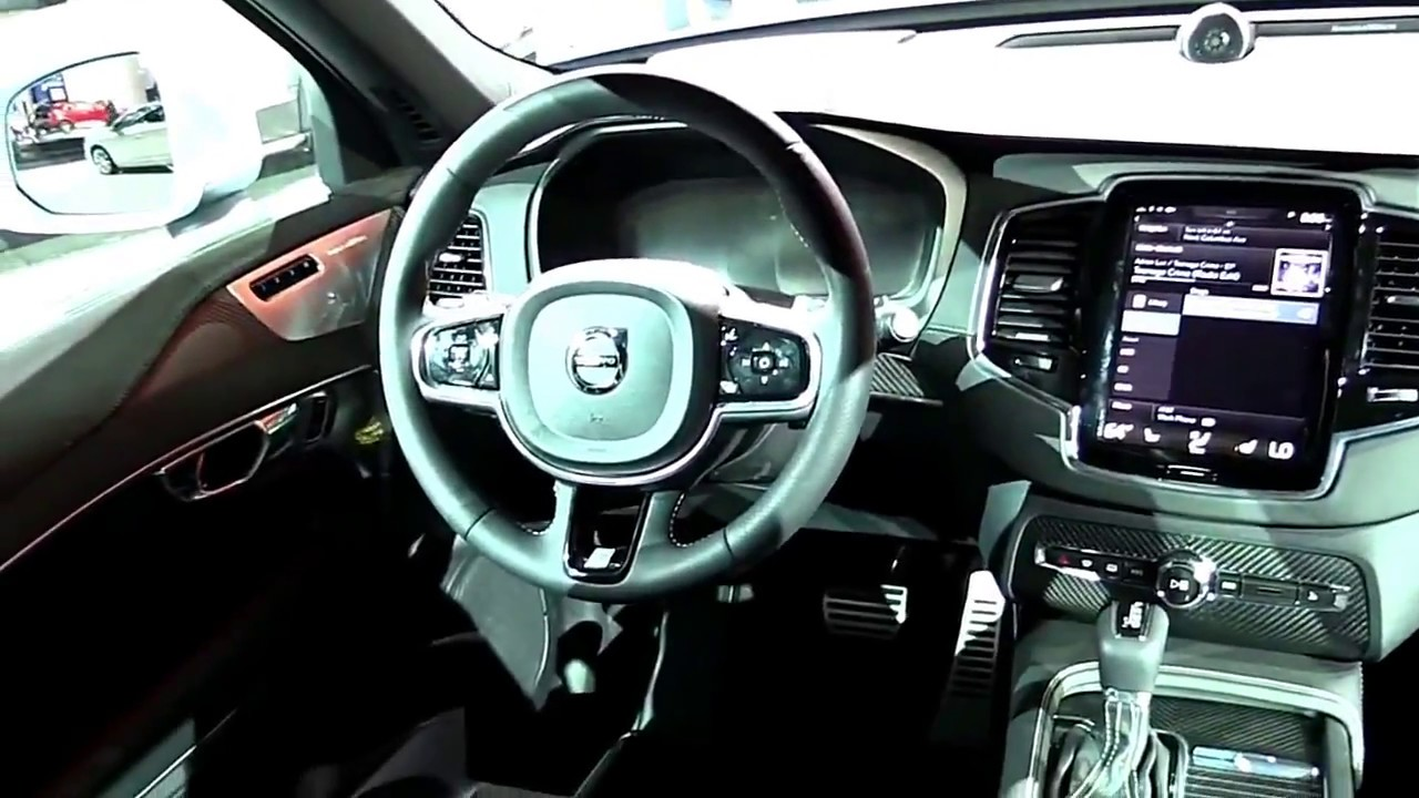 2018 volvo xc90 t6 awd r design limited special first. Black Bedroom Furniture Sets. Home Design Ideas