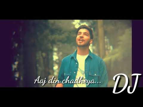 Aaj DinChadeya Full Song with Lyrics - Unplugged Version | Love Aaj kal| karan Nawani