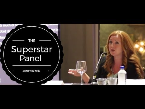 SDAR YPN Signature Event 2016 | Superstar Panel at the Renaissance Hotel Down town San Diego