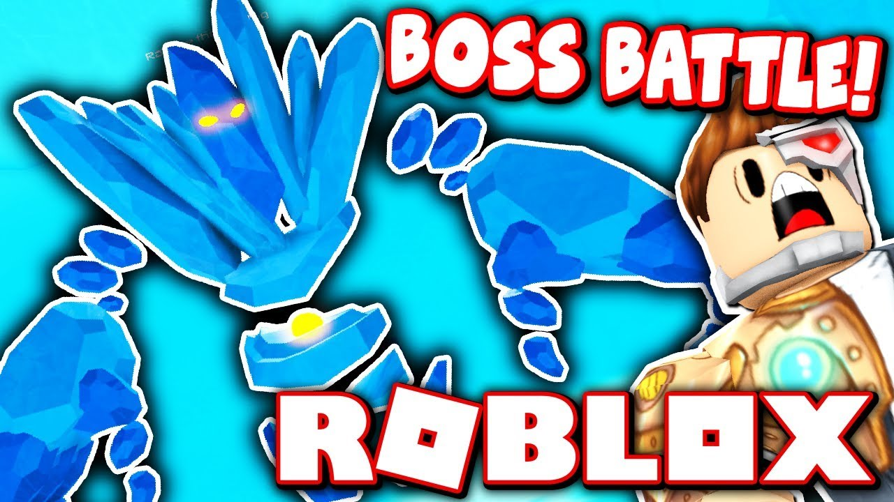 DEFEATING THE THIRD FLOOR BOSS Roblox Swordburst 2 Avalanche
