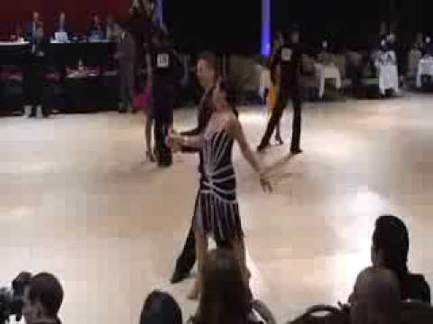 Nilda and Eduard at the Eastern USA DanceSport Championship