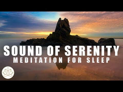 Meditation for Sleep: Calming Music, Sleep Music, Stress Relief,  Inner Peace (Sound of Serenity)