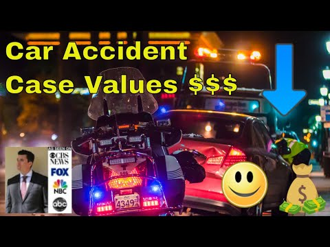How Much is my Car Accident Lawsuit Worth ?