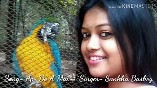 New Santali song 2018( Ape Do A Mai )