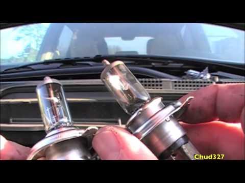 How To Change A Crv Headlight Bulb Youtube