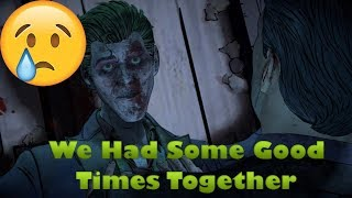 Bruce And John Part Ways (JOKER VILLAIN ENDING) | BATMAN ENEMY WITHIN EPISODE 5