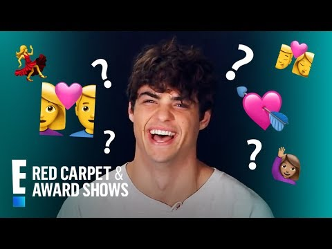 Single Noah Centineo Reveals His Ideal Girlfriend  E Red Carpet & Award Shows