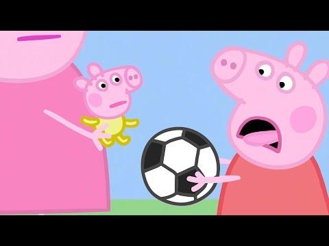 Peppa Pig Français | Coupe du Monde de Football Spéciale! ⚽️🏆 | Dessin Animé Pour Enfant #PPFR2018